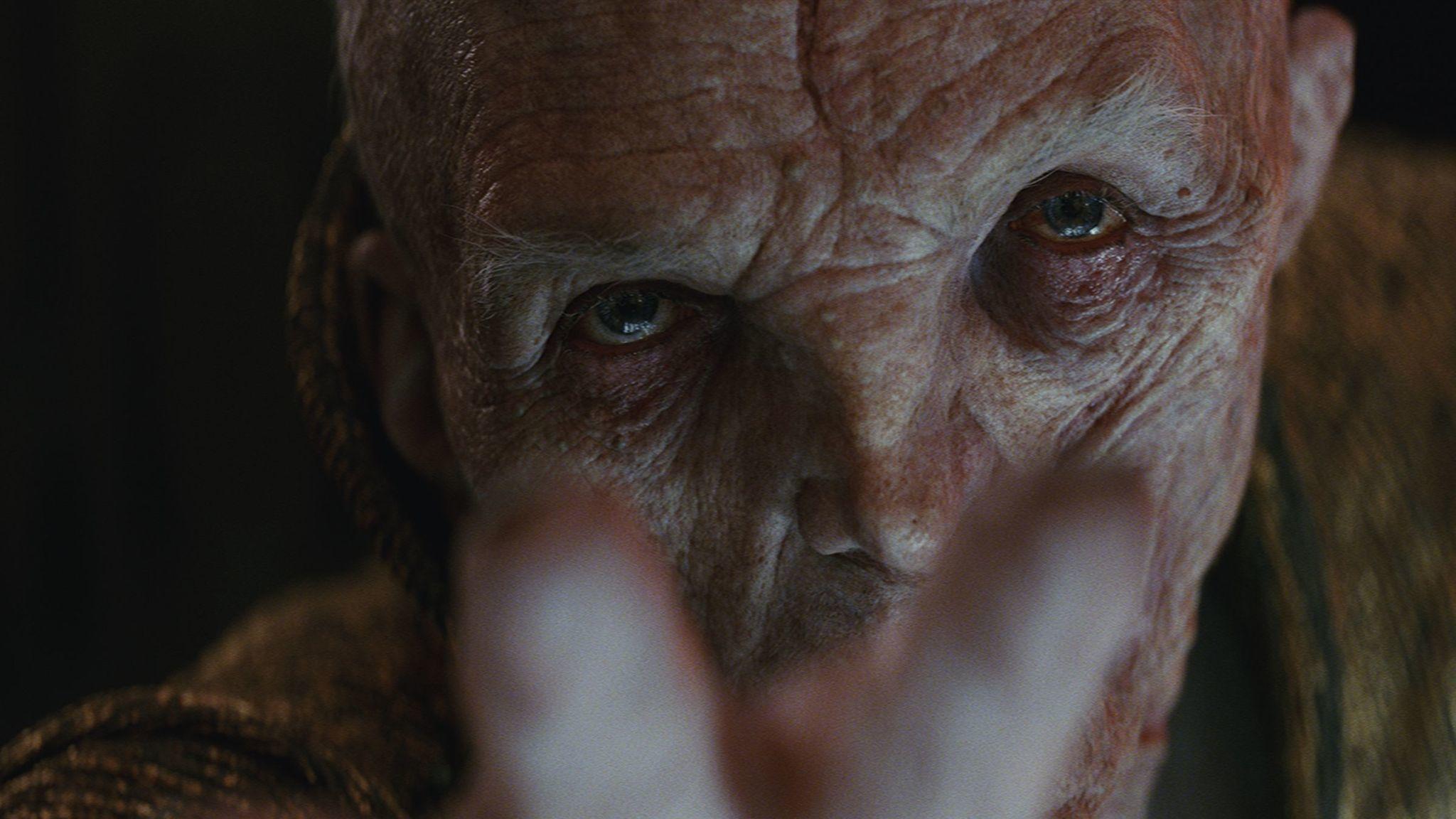 Andy Serkis   'Star Wars: The Last Jedi'