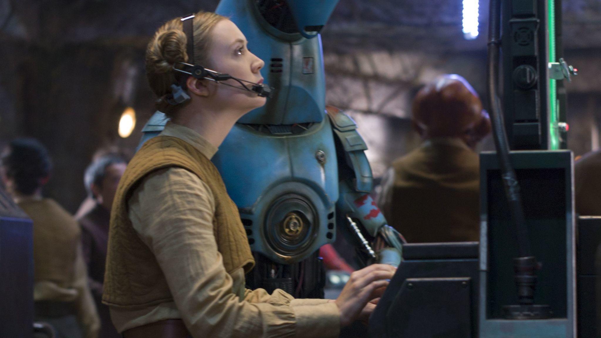 Billie Lourd   'Star Wars: The Force Awakens'