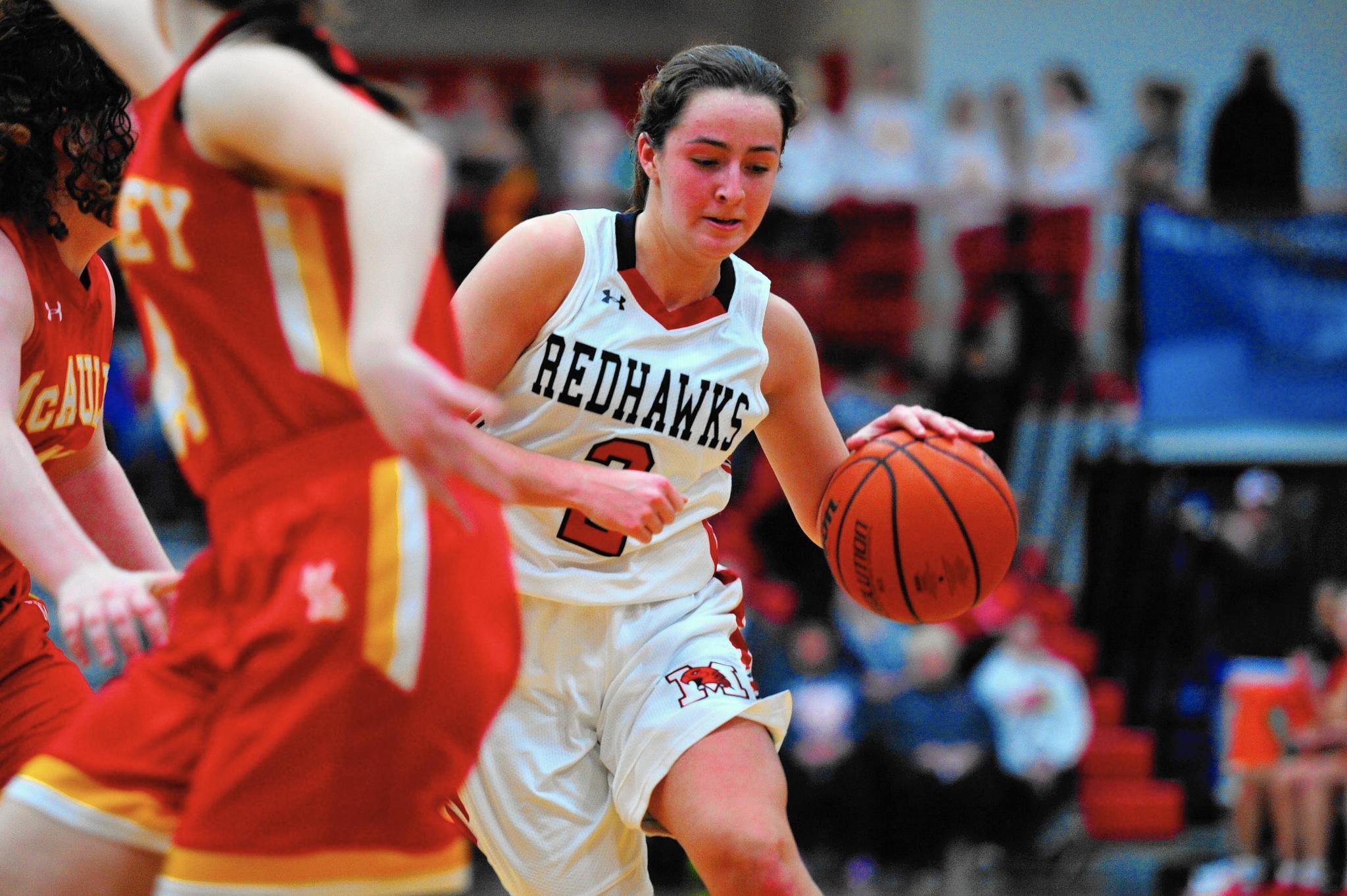 Basketball, too: Abby Callahan comes up big as Marist ...