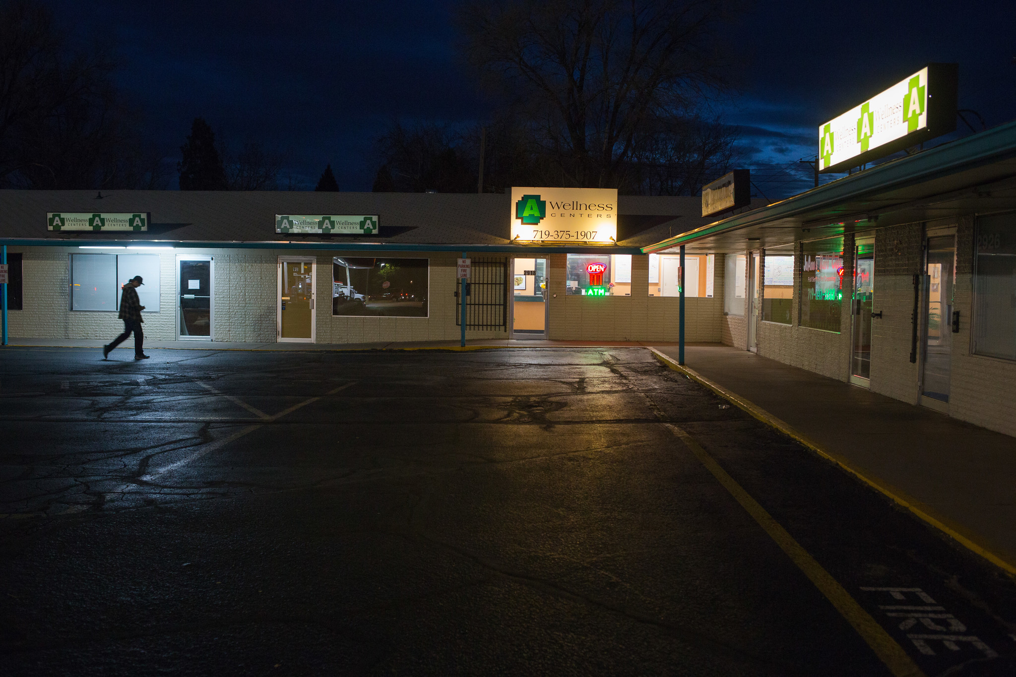 This Colorado city declined to allow pot gross sales  Now