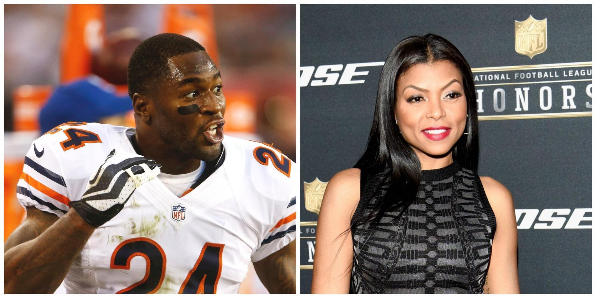 Taraji P Henson Confirms She S Dating Ex Bear Kelvin