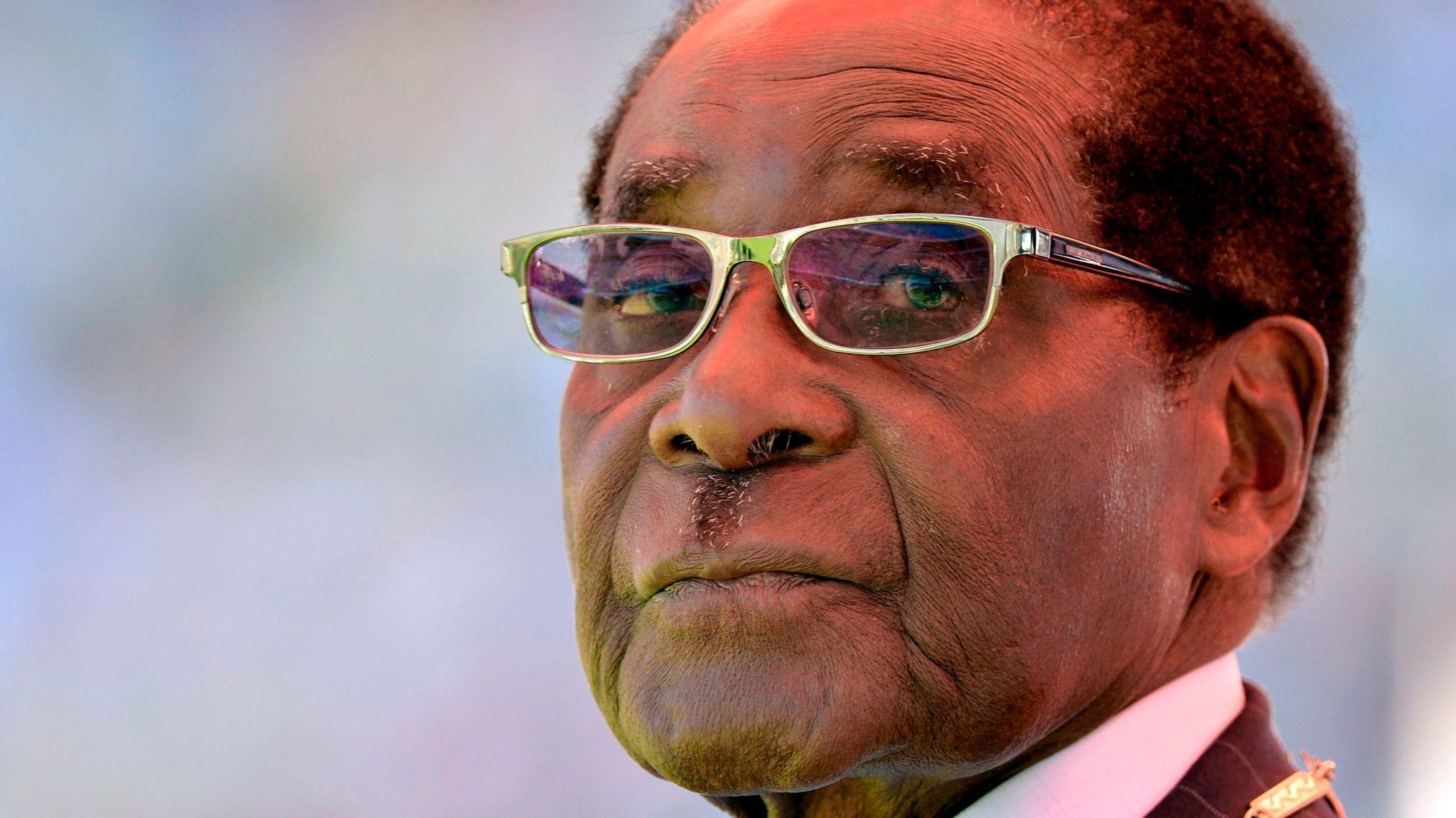 FILES-ZIMBABWE-POLITICS-MUGABE