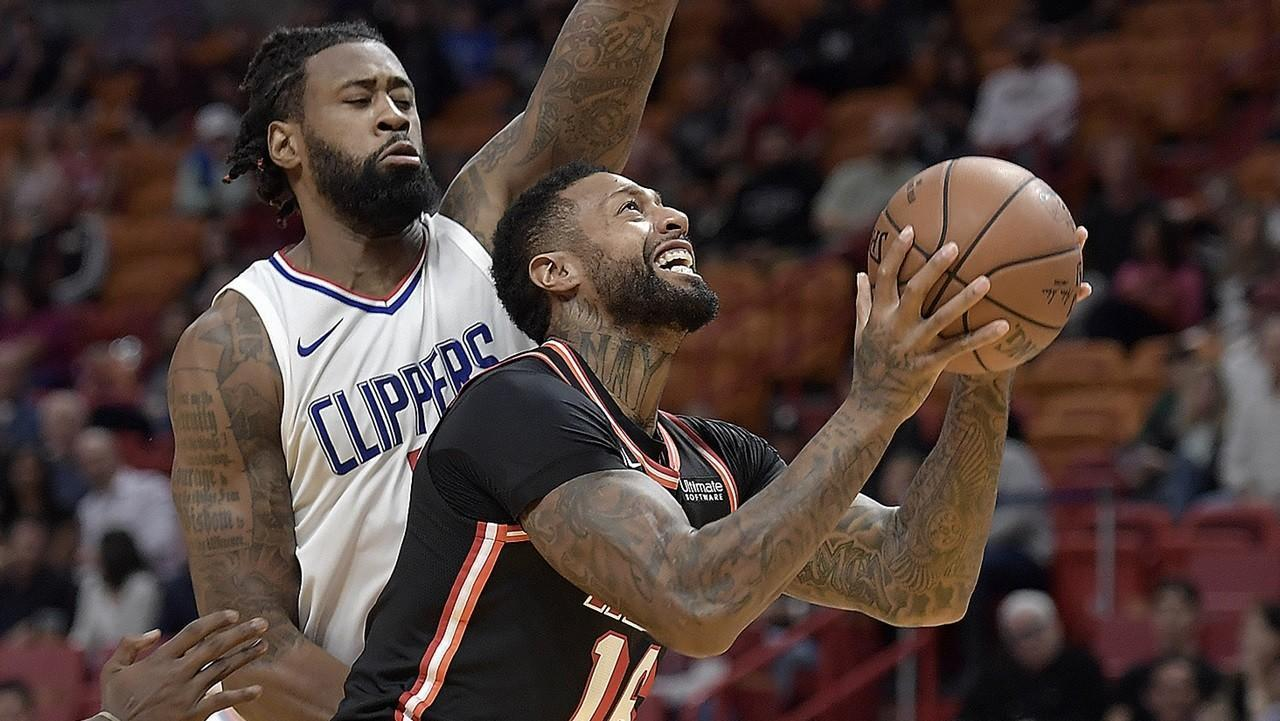 Bam Adebayo Will Make Florida His Bitch Today: Heat's James Johnson Diagnosed With Ankle Bursitis, Out 7