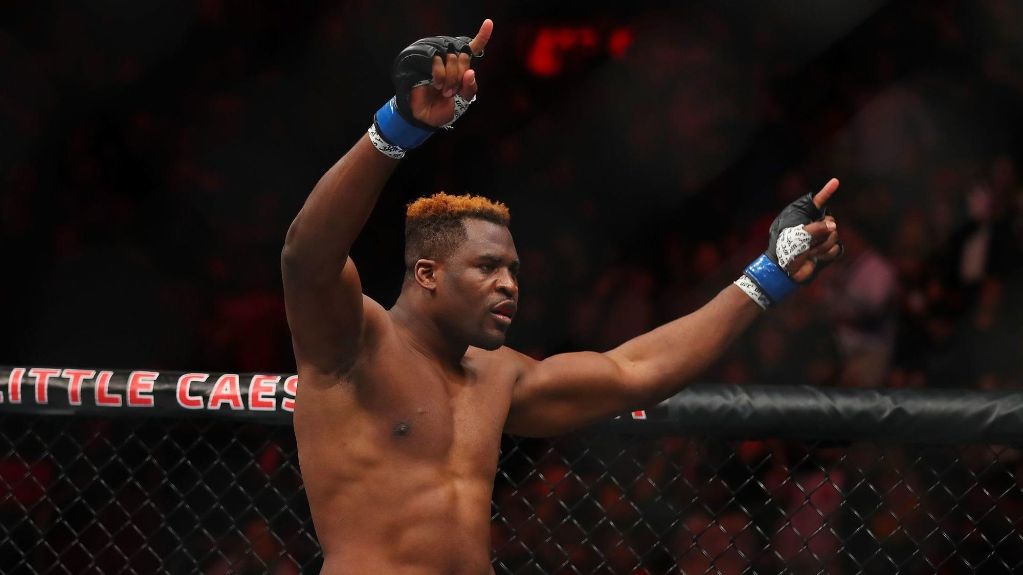 MMA rankings: Francis Ngannou earns a bout with Stipe ...