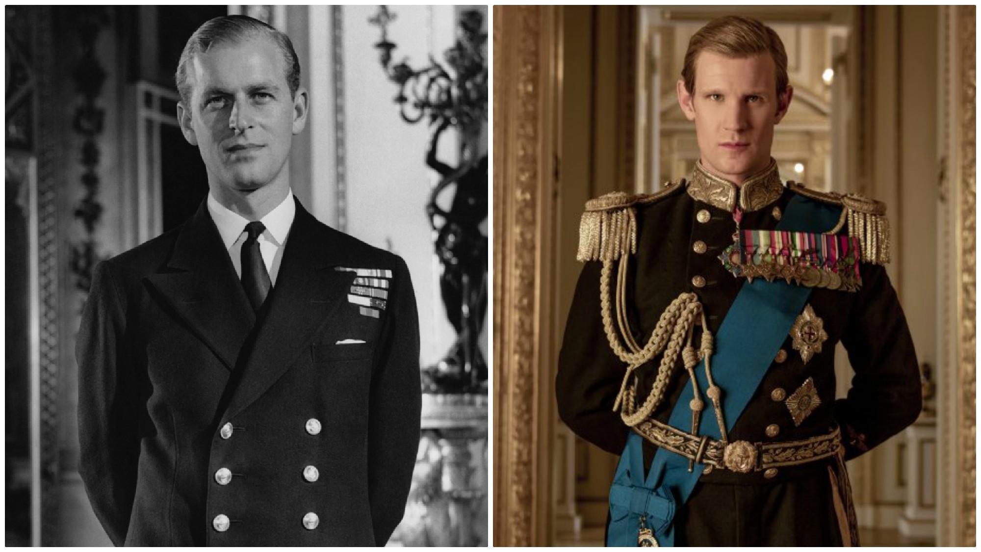 Prince Philip: real vs fiction