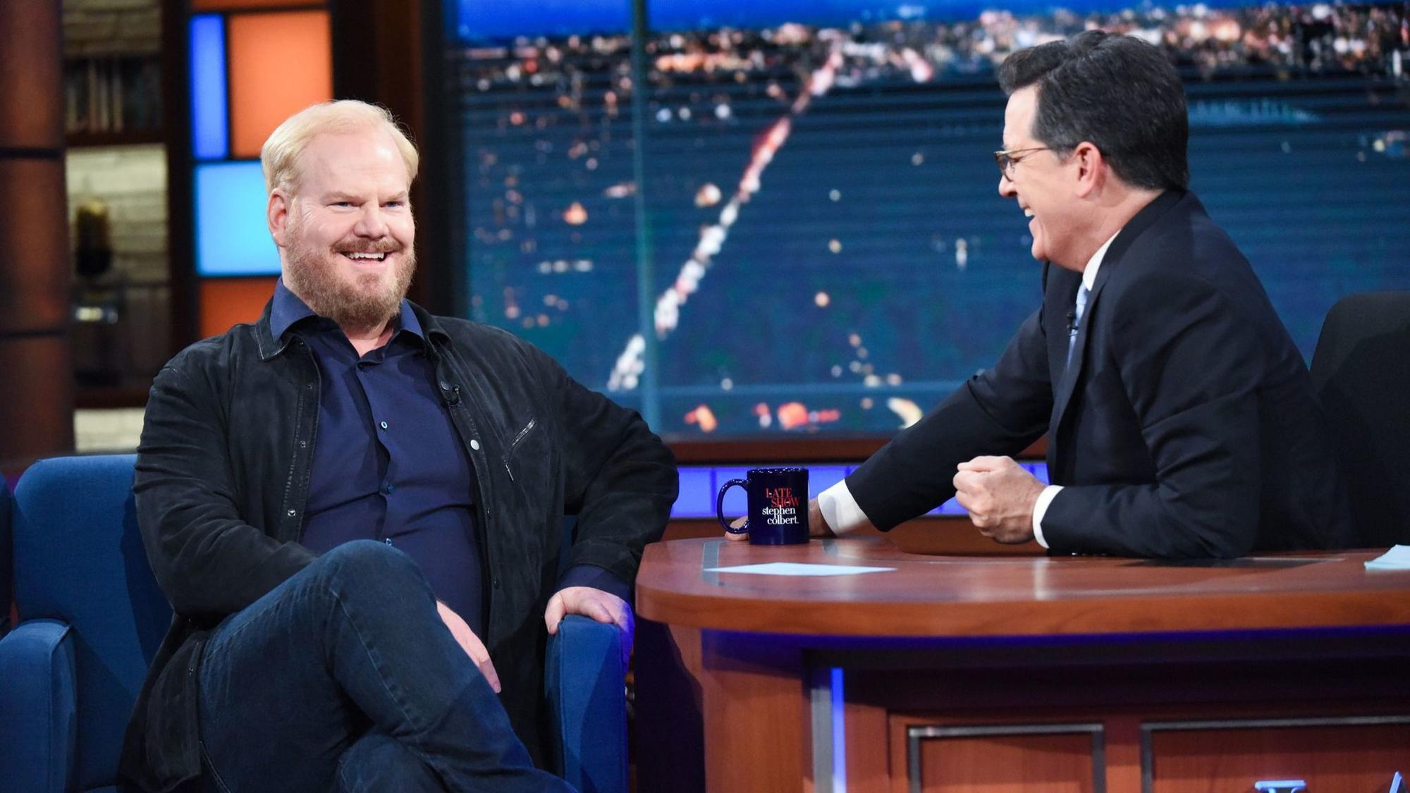 Comedian Jim Gaffigan Family Comes First Orlando Sentinel