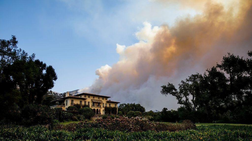 Evacuation orders lifted in Santa Barbara County as crews tame massive Thomas fire
