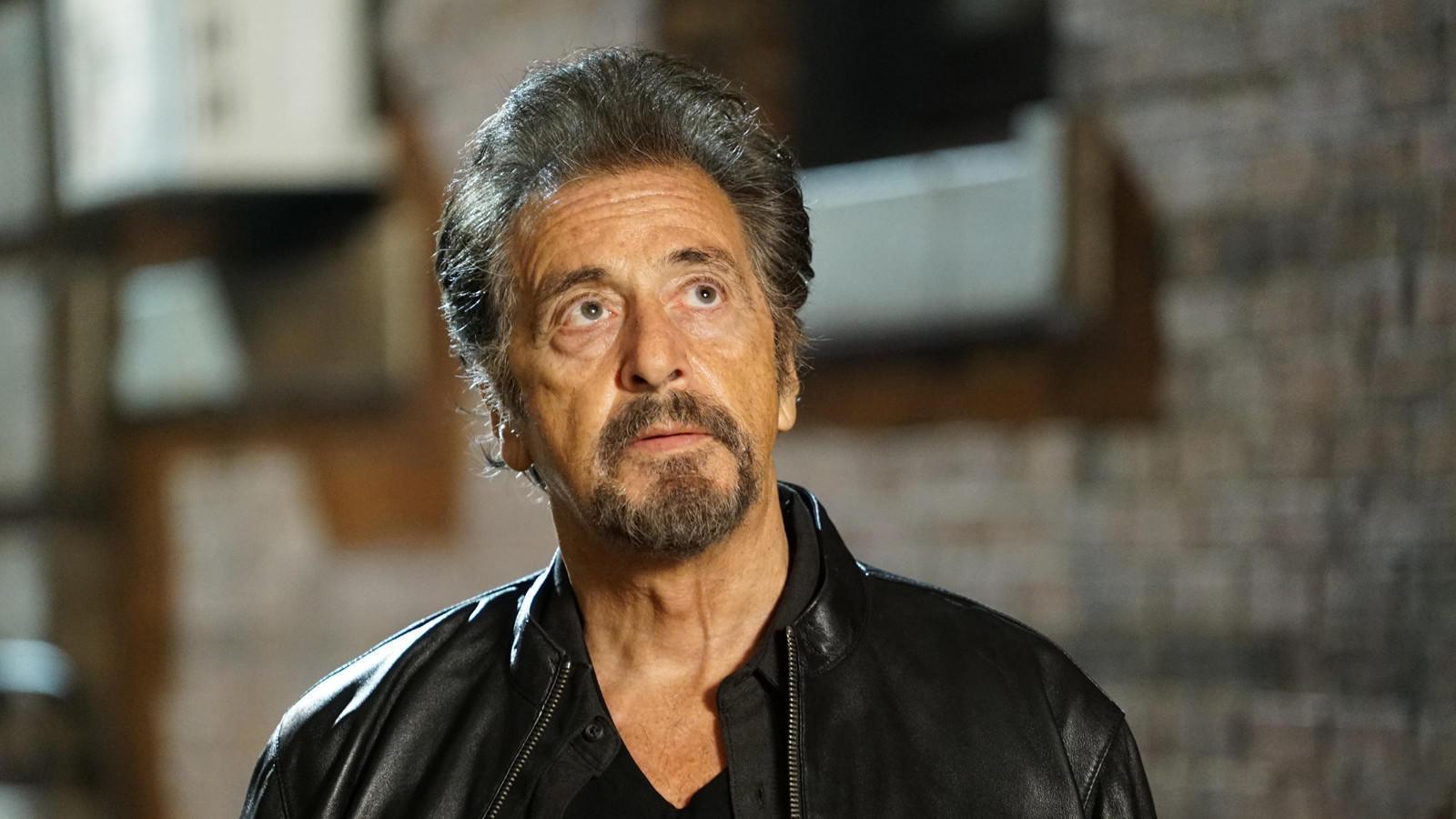 Al Pacino plays 'Hangm...
