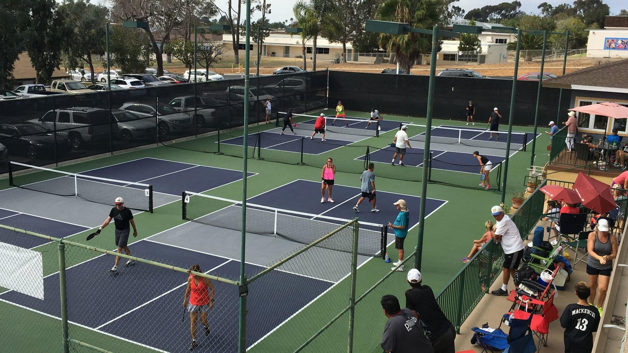 Tennis Snob Converted After First Taste Of Pickleball La