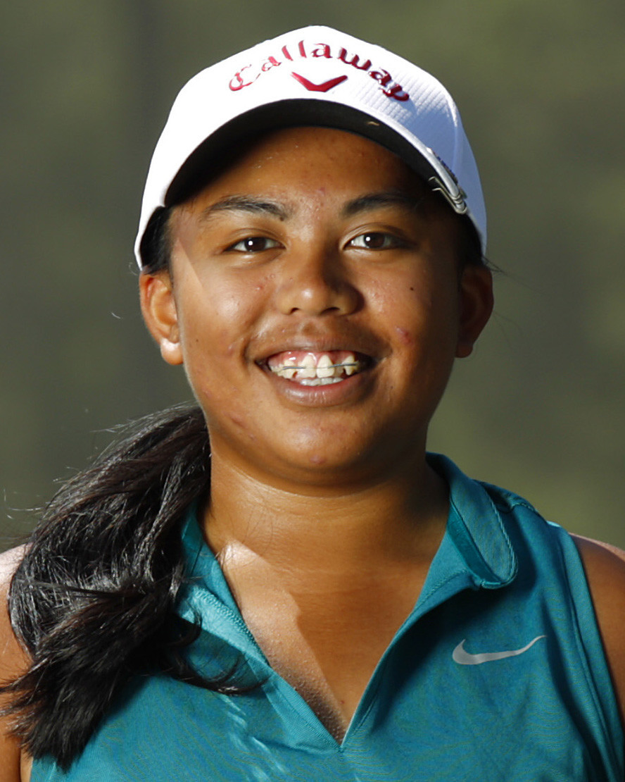 Serra high school golfer April Ranches