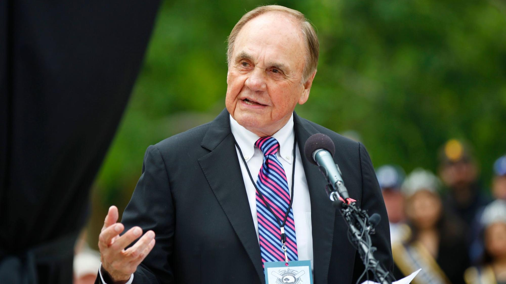 Understand Dick enberg age think