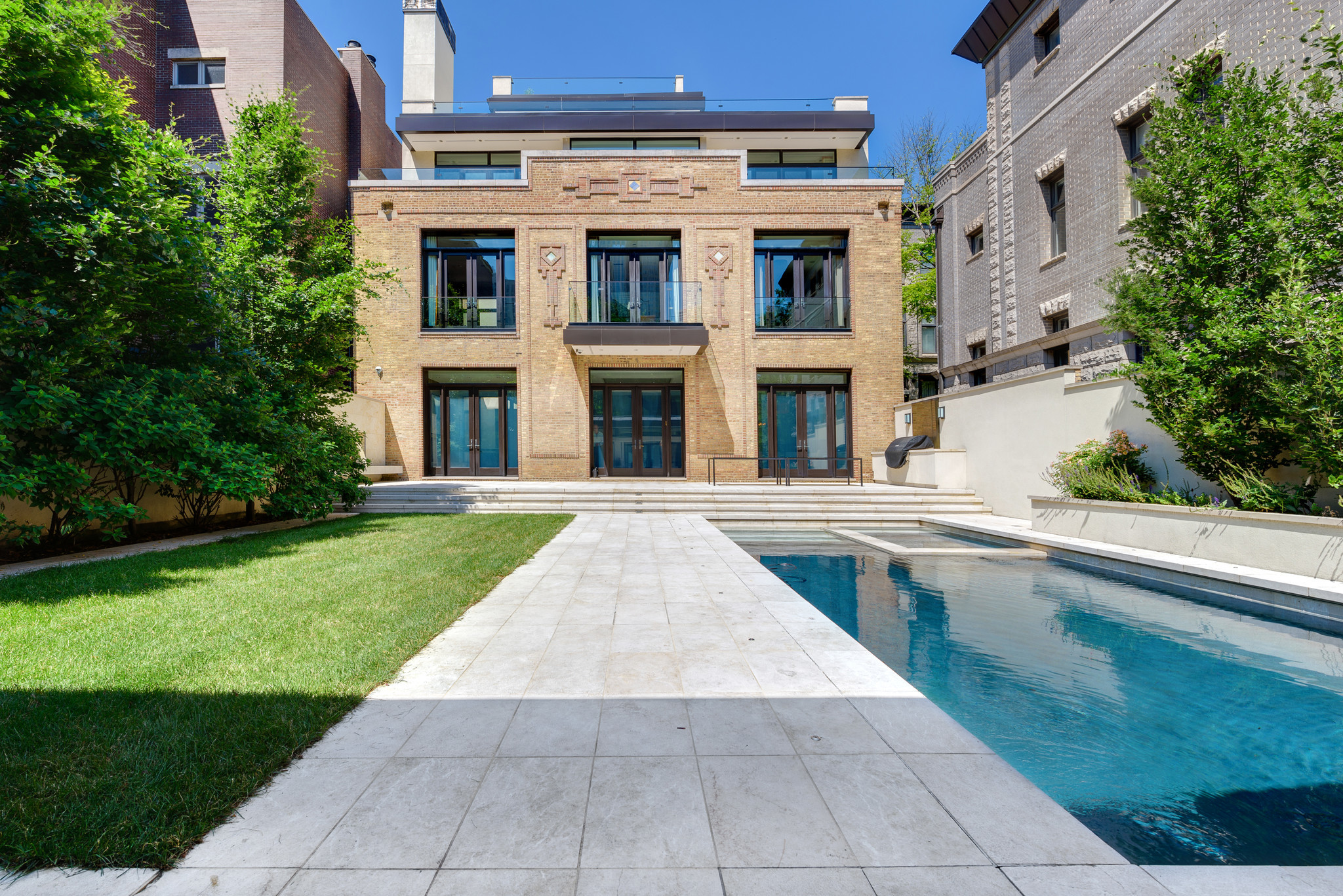 Industrial Style Chicago Mansion 11m Chicago Tribune