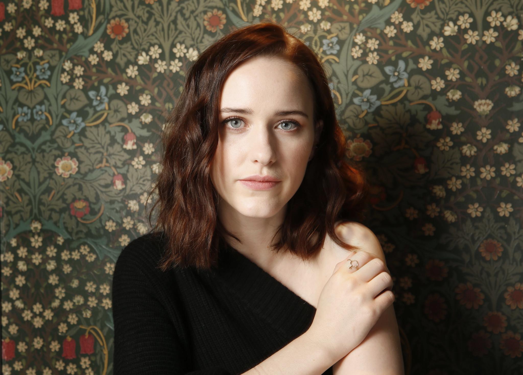 NEW YORK, NEW YORK--DEC. 13, 2017--Rachel Bresnahan stars in the TV series