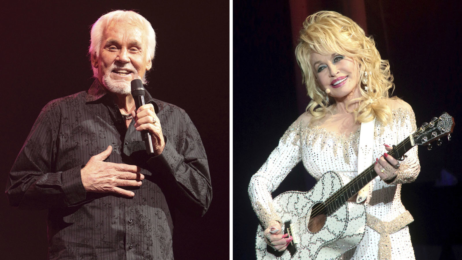 Kenny Rogers and Dolly Parton announce their final duet ...