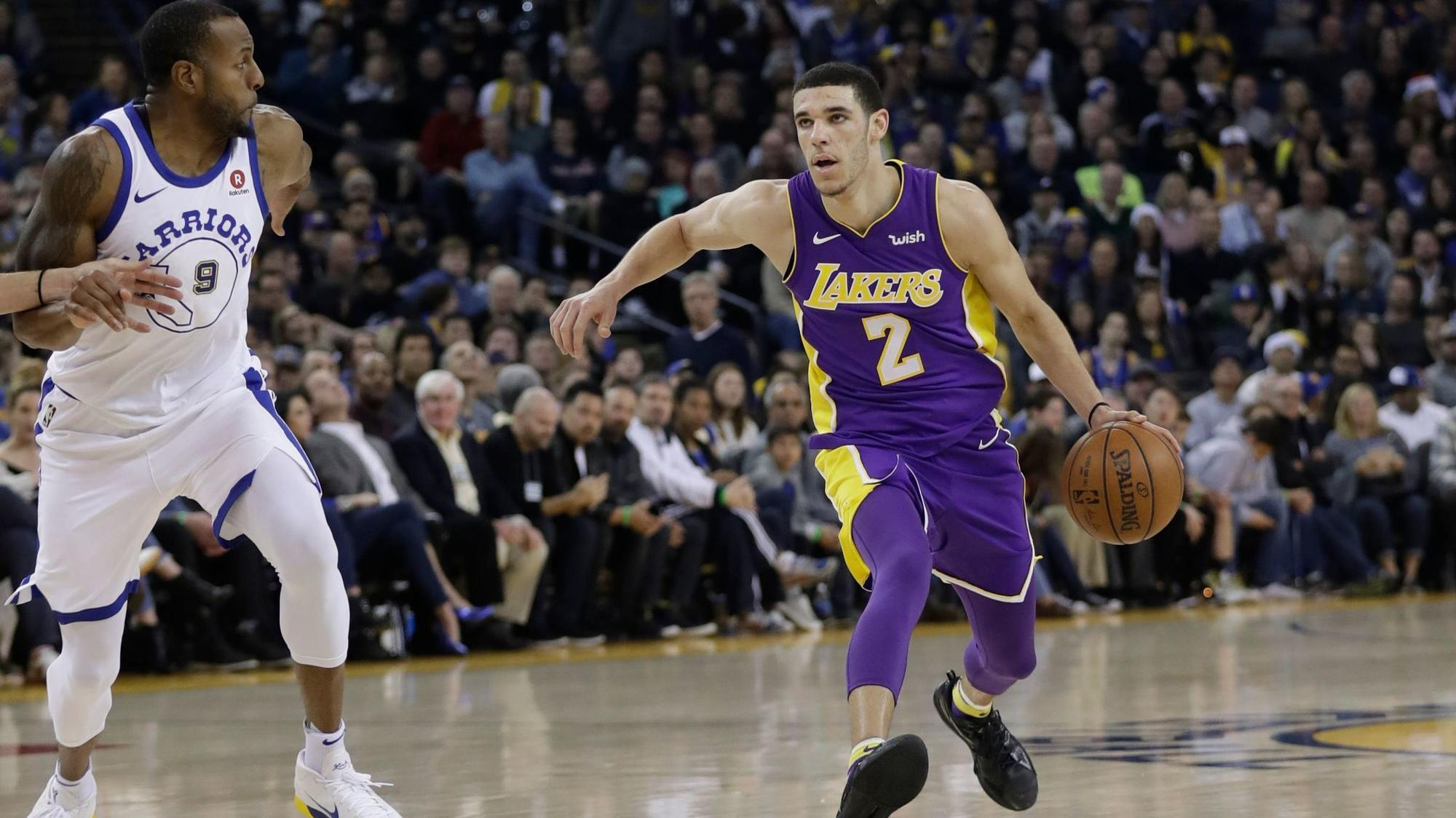 Lonzo Ball Dribbling >> Sports Poll Do You Think The Lakers Will Ever Win An Nba Title With