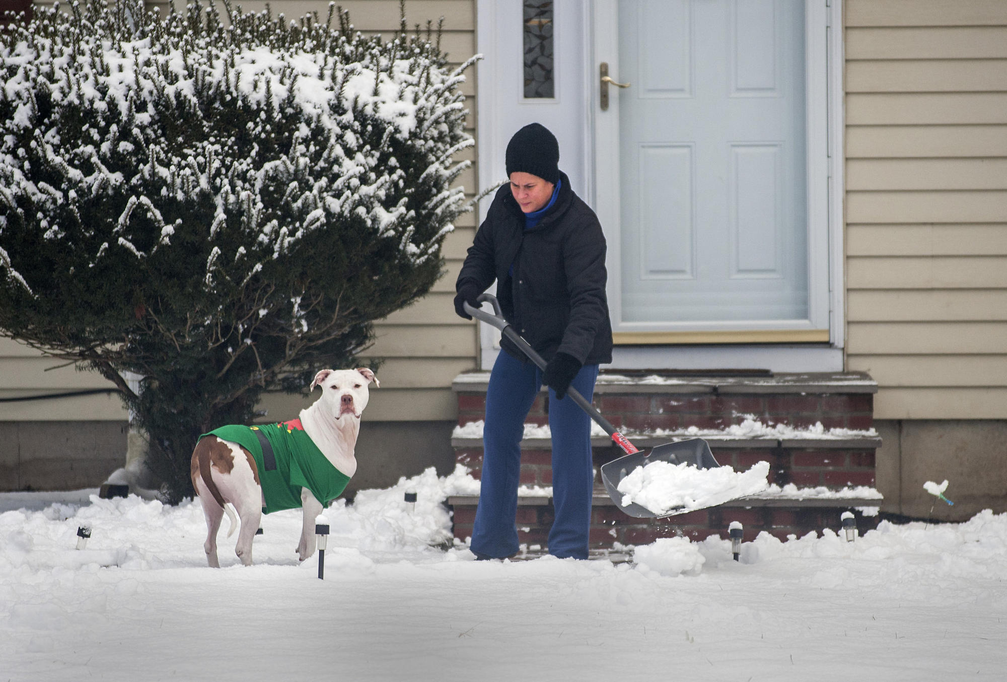 Winter Storm Warning For Hartford County Until 1 p.m., 3-5 Inches of Snow Expected