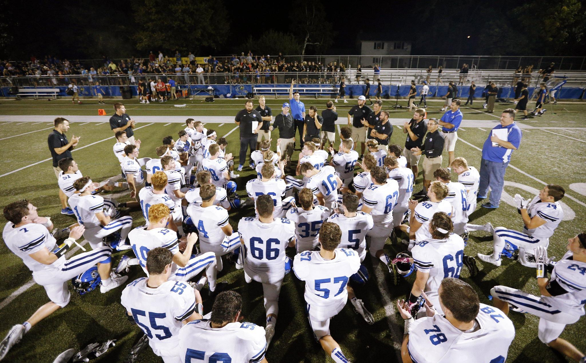 Lake Zurich Football >> Year In Review Hazing Scandal Referendum And Controversial Fitness