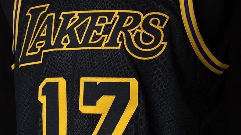 purchase cheap 0c8e8 c472a Lakers debut new Kobe Bryant-inspired 'City Edition' jersey ...