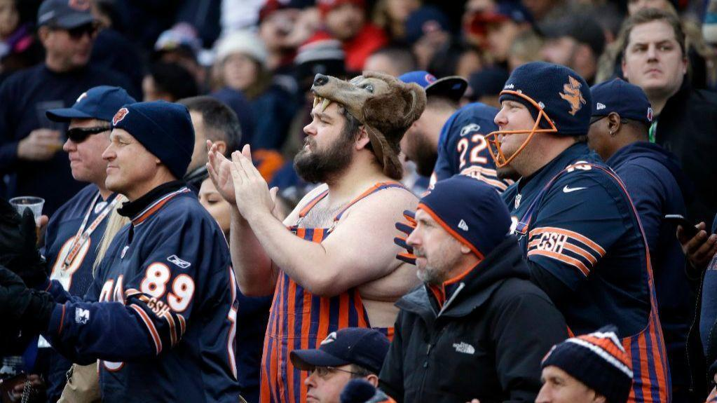 Fans At Bears Games Should Be Reined In Chicago Tribune