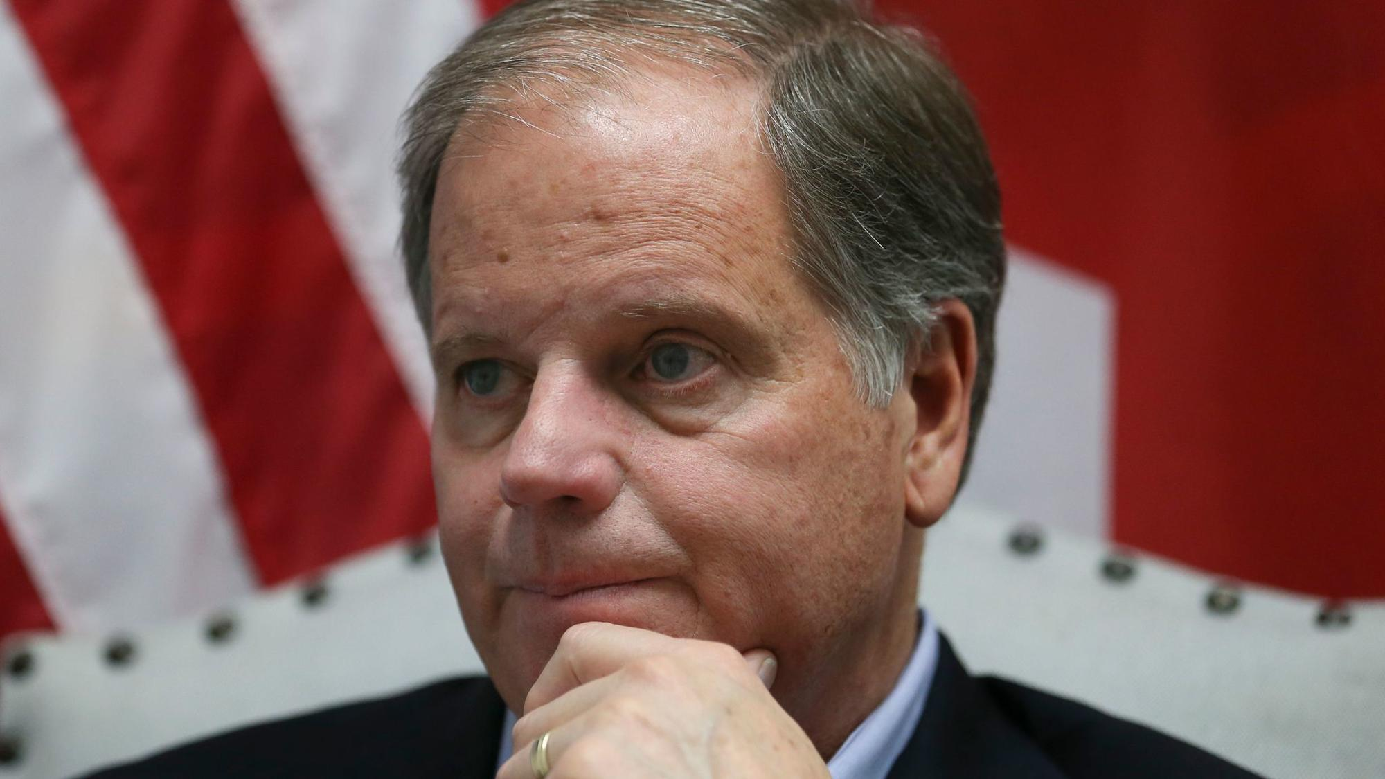 Doug Jones certified as Alabama's first Democratic senator in 25 years