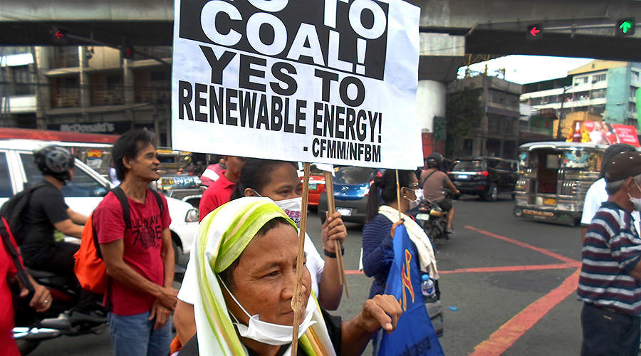 A Philippines grandmother fought to get a toxic coal stockpile out of her neighborhood. Three bullets stopped her