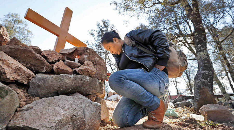 He defended the sacred lands of Mexico's Tarahumara people. Then a gunman cut him down