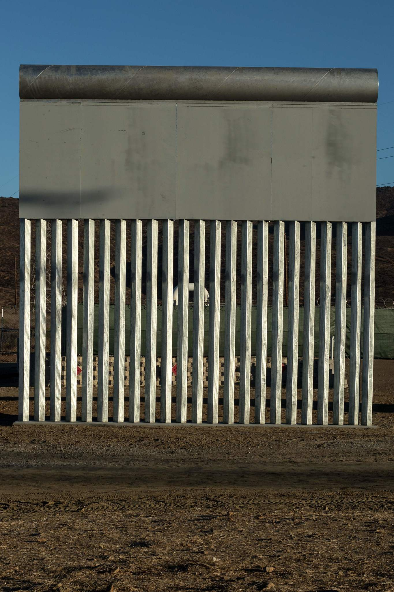 Trump S Border Wall Through The Eyes Of An Architecture