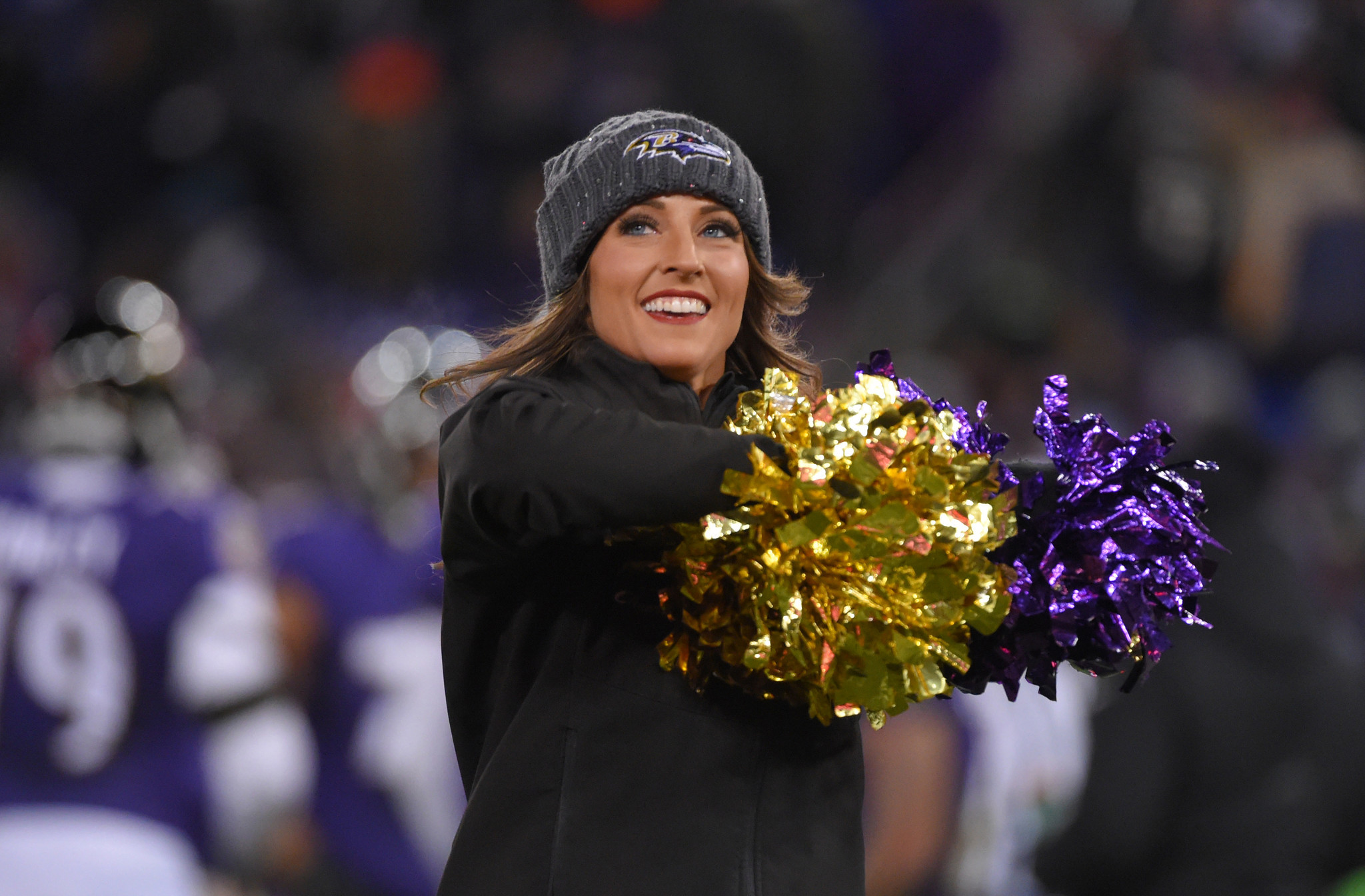 Ravens cheerleaders 2017 - Baltimore Sun