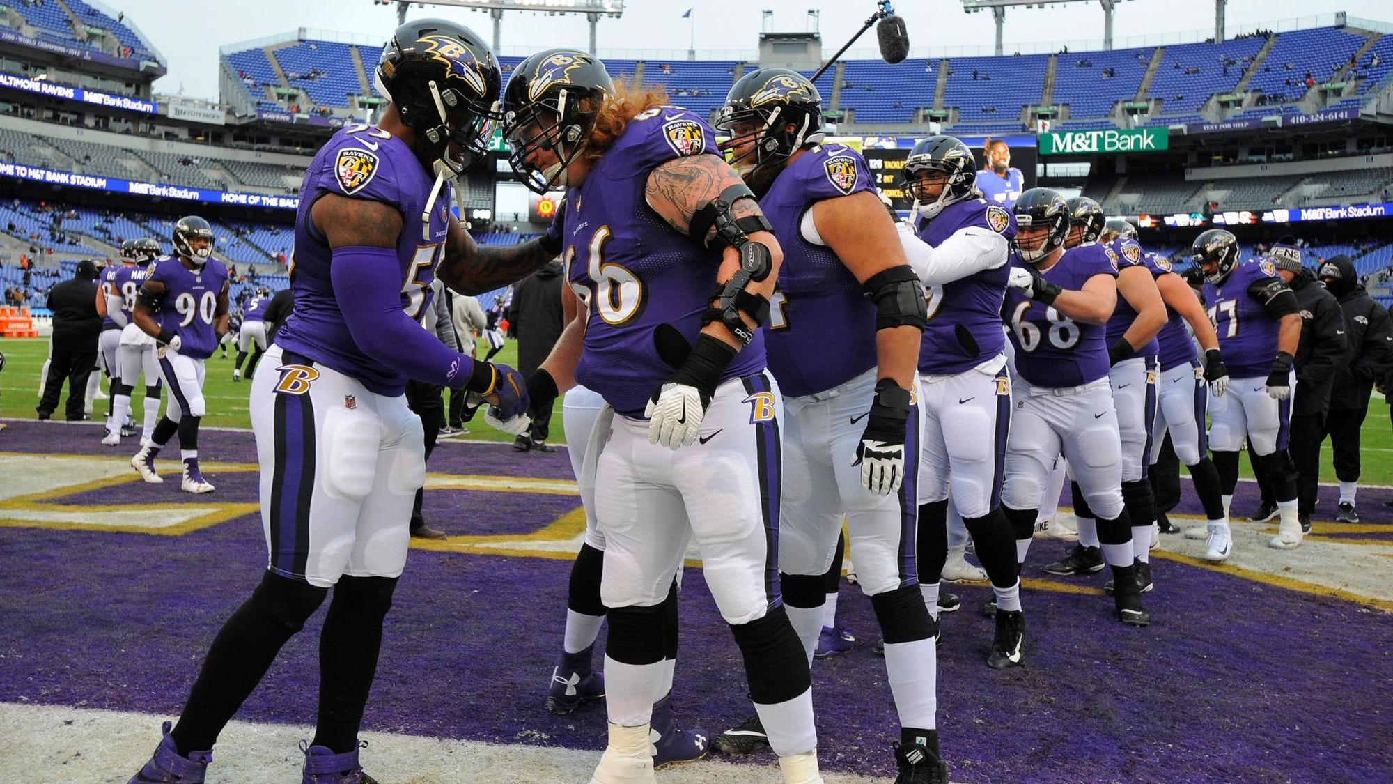 497fe705b8a6 Ravens OLB Terrell Suggs vows to play  for a few more years  - Baltimore Sun