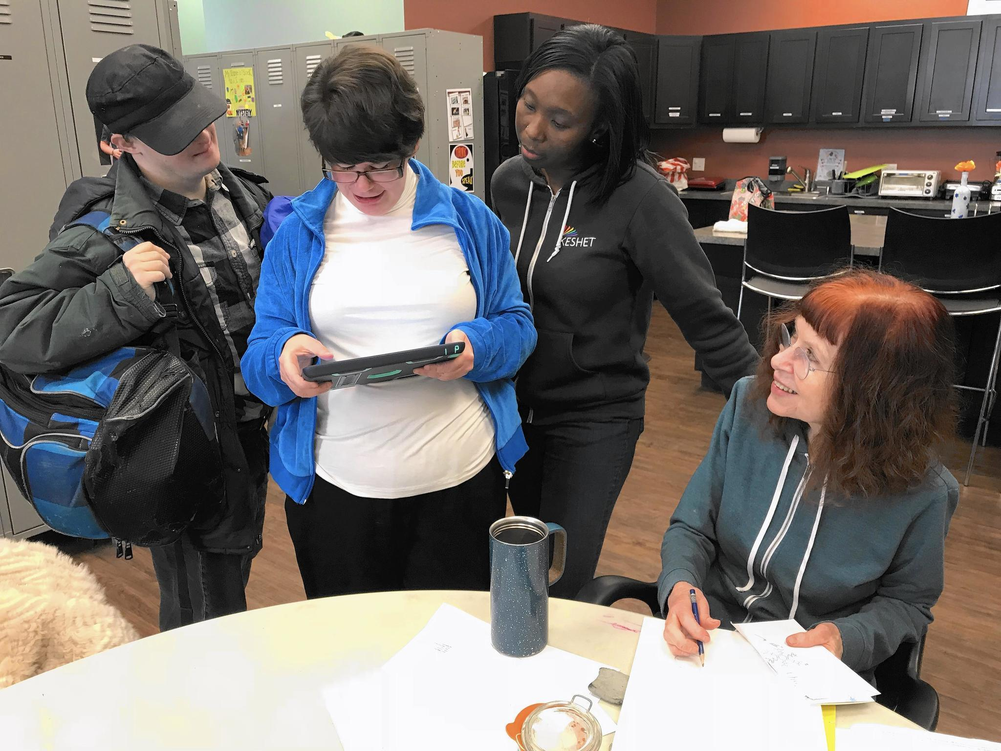 Image result for Keshet program offers local employment resources for learning-disabled adults