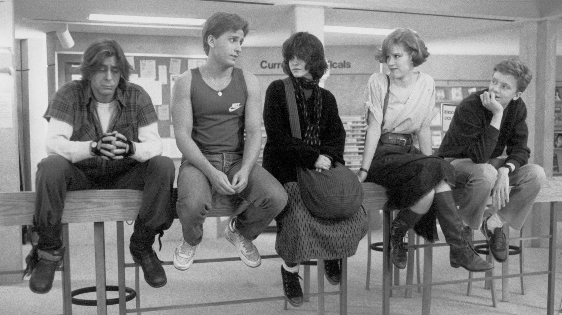 The Breakfast Club Movie Review Summary