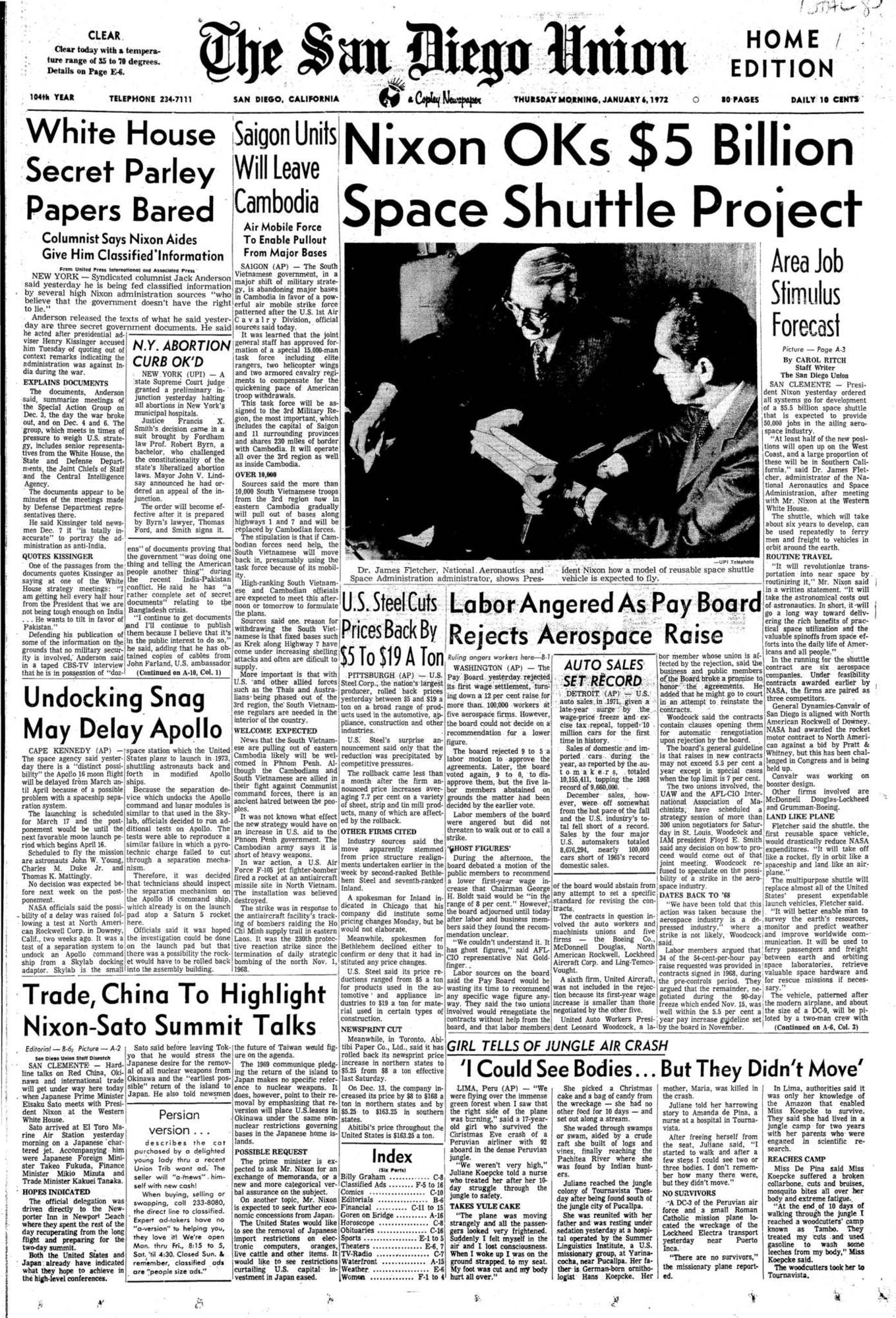 January 6, 1972