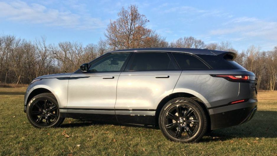 2018 Land Rover Range Rover Evoque >> 2018 Range Rover Velar: Two touch screens too many? - Chicago Tribune