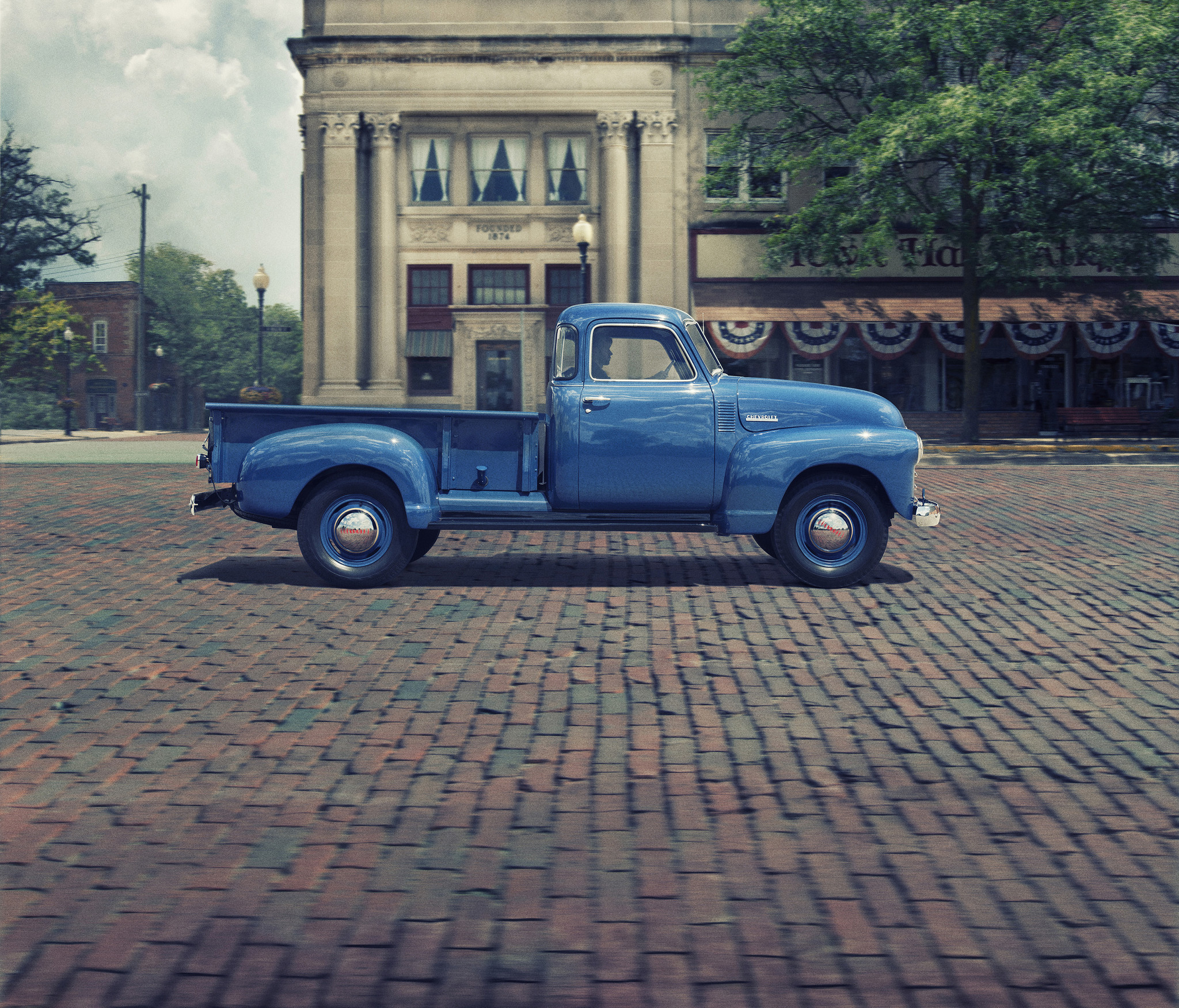 Chevy trucks celebrate 100 years
