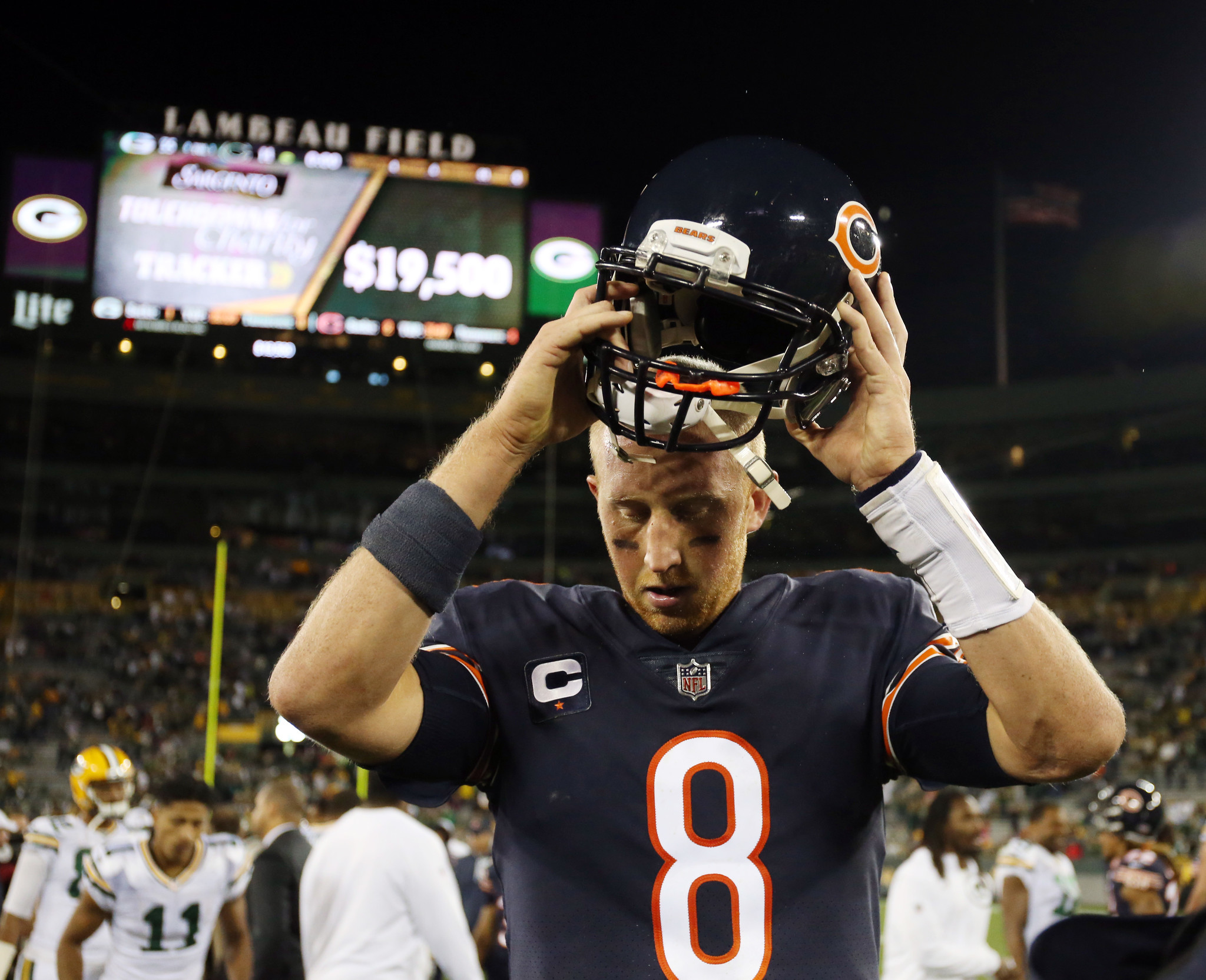 1c5ca347a46 Bears Q&A: Why move on from Josh Sitton? What's the future for Kyle Fuller?  - Chicago Tribune