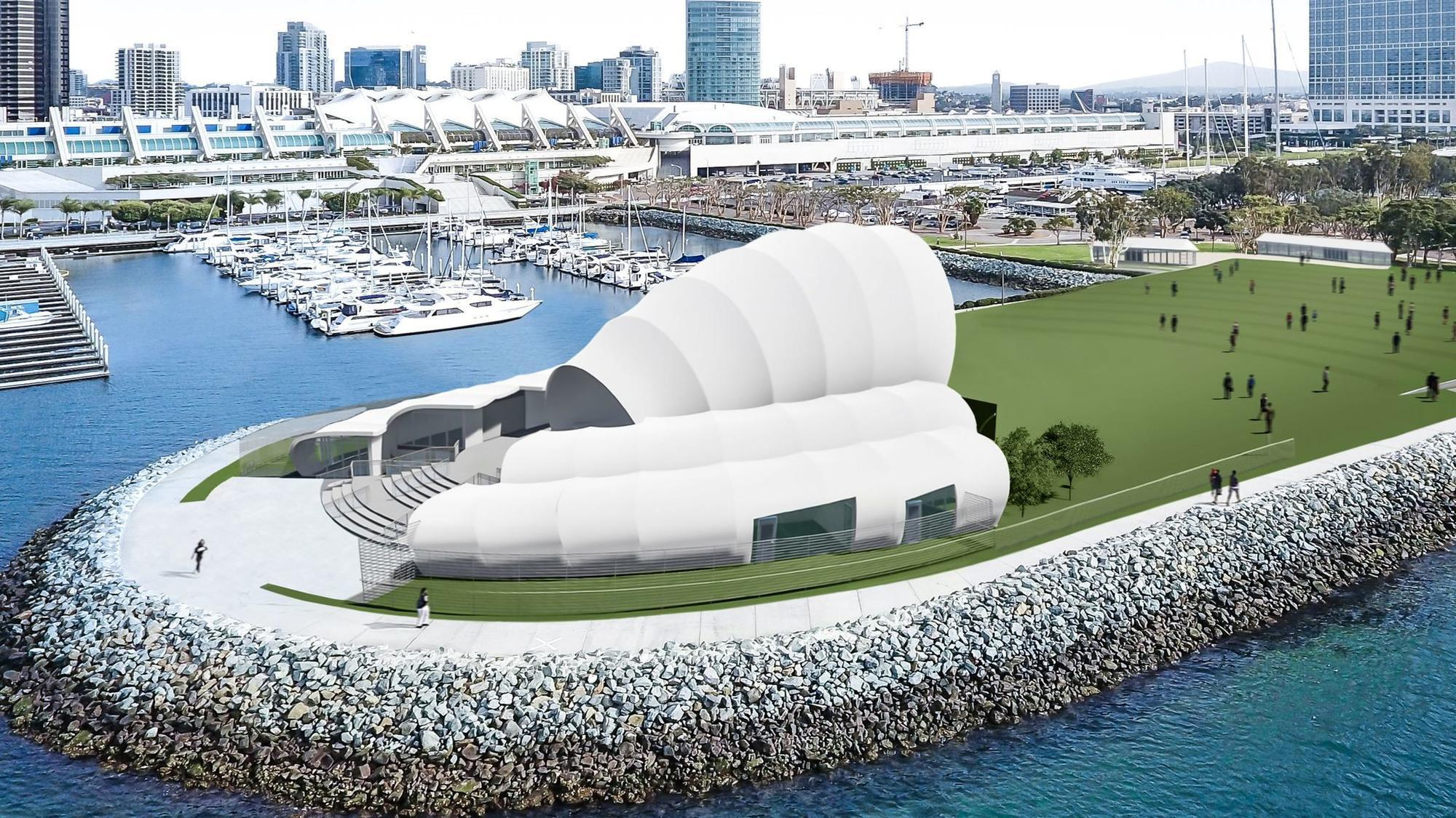 New Summer Pops Bayfront Venue Would Seat 2x More People