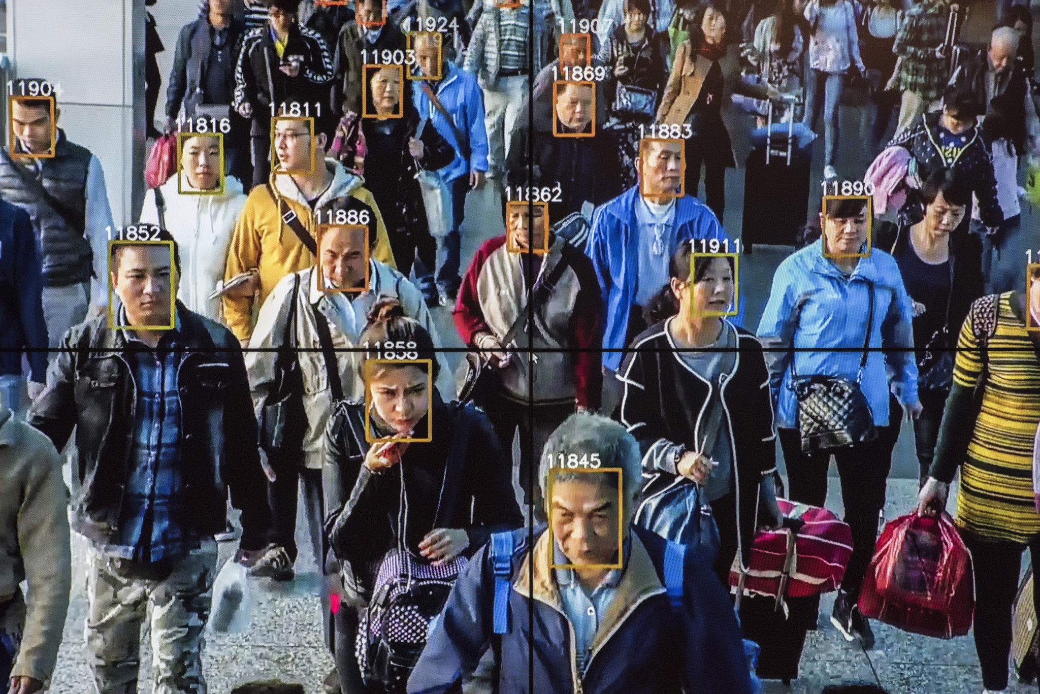 In China Facial Recognition Is Sharp End Of A Drive For
