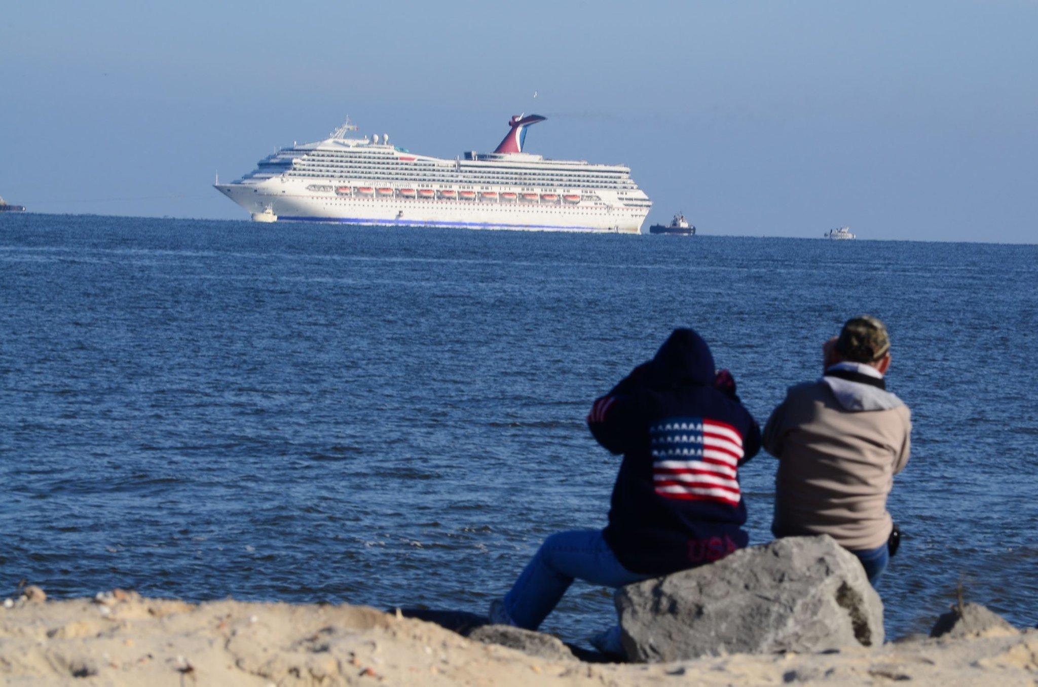 Carnival Triumph Completes Final Cruise Before Transformation  Carnival Triumph