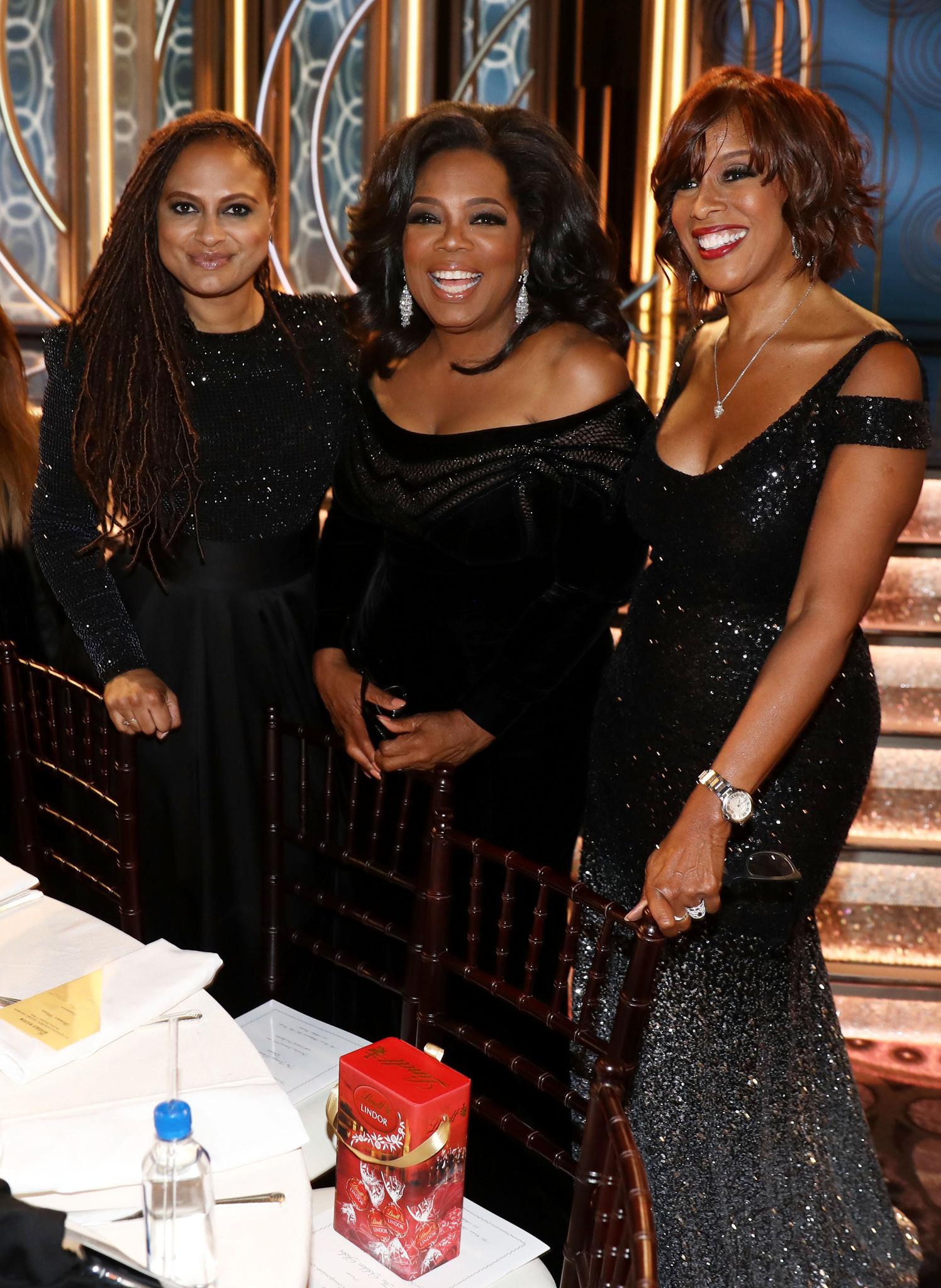 Ava DuVernay, Oprah Winfrey, Gayle King