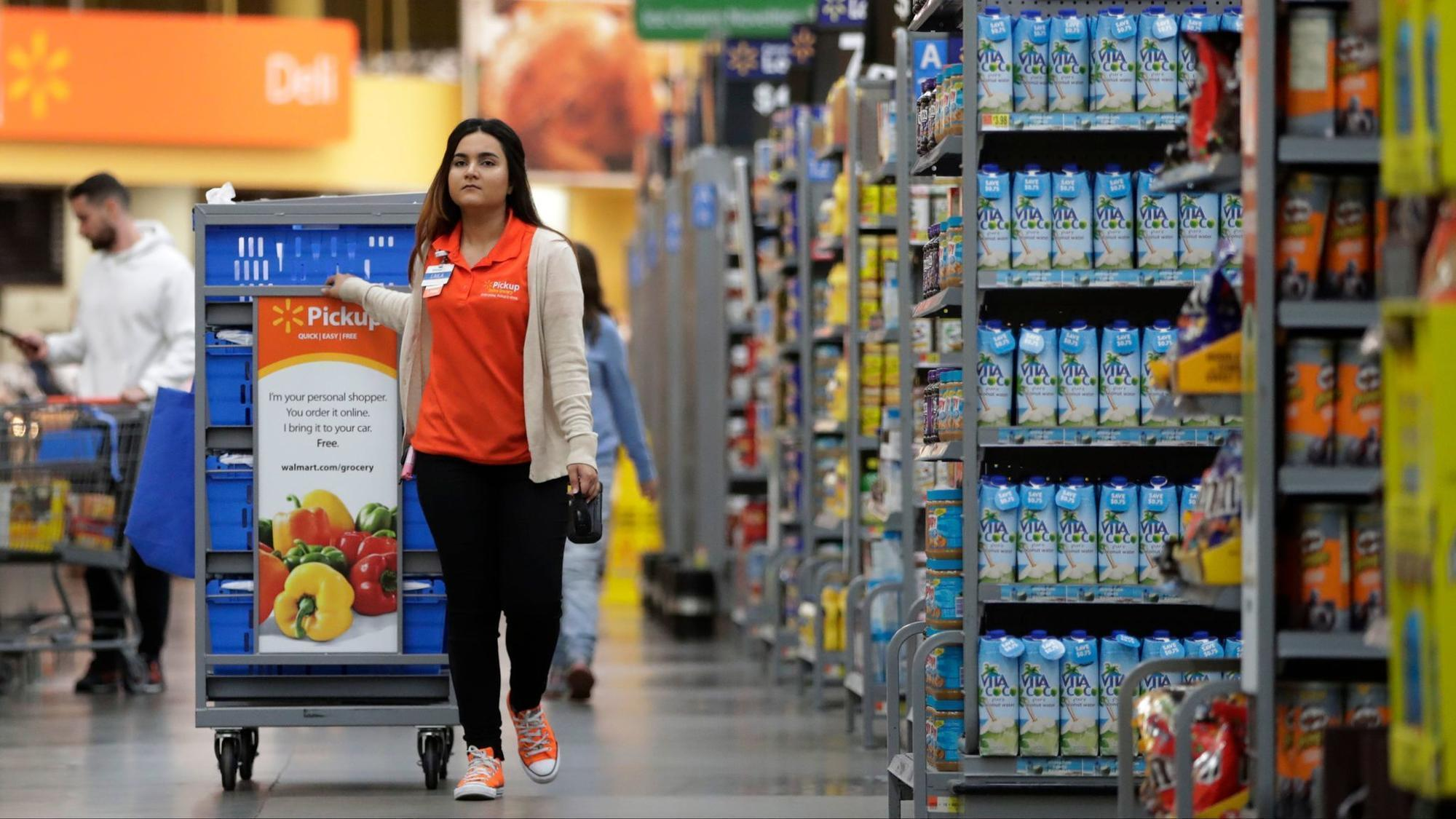 Retail Workers Jobs Are Transforming As Shoppers Habits