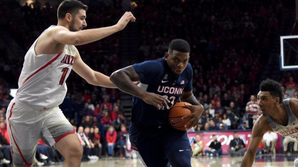 UConn Suspends Eric Cobb From Basketball Team - Hartford ...