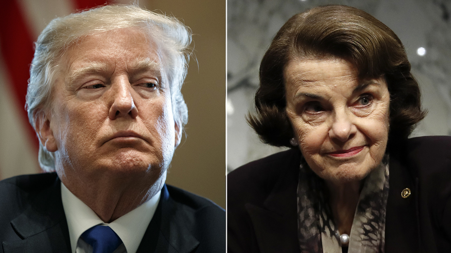 Trump lashes out at 'Sneaky Dianne Feinstein' for ...