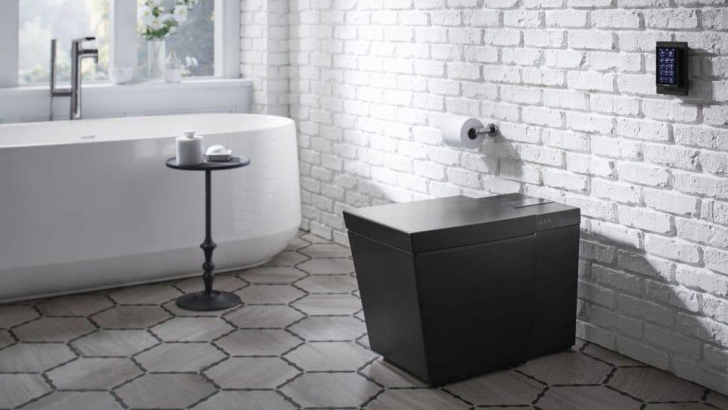ces 2018 offers a talking toilet and a future that 39 s too. Black Bedroom Furniture Sets. Home Design Ideas