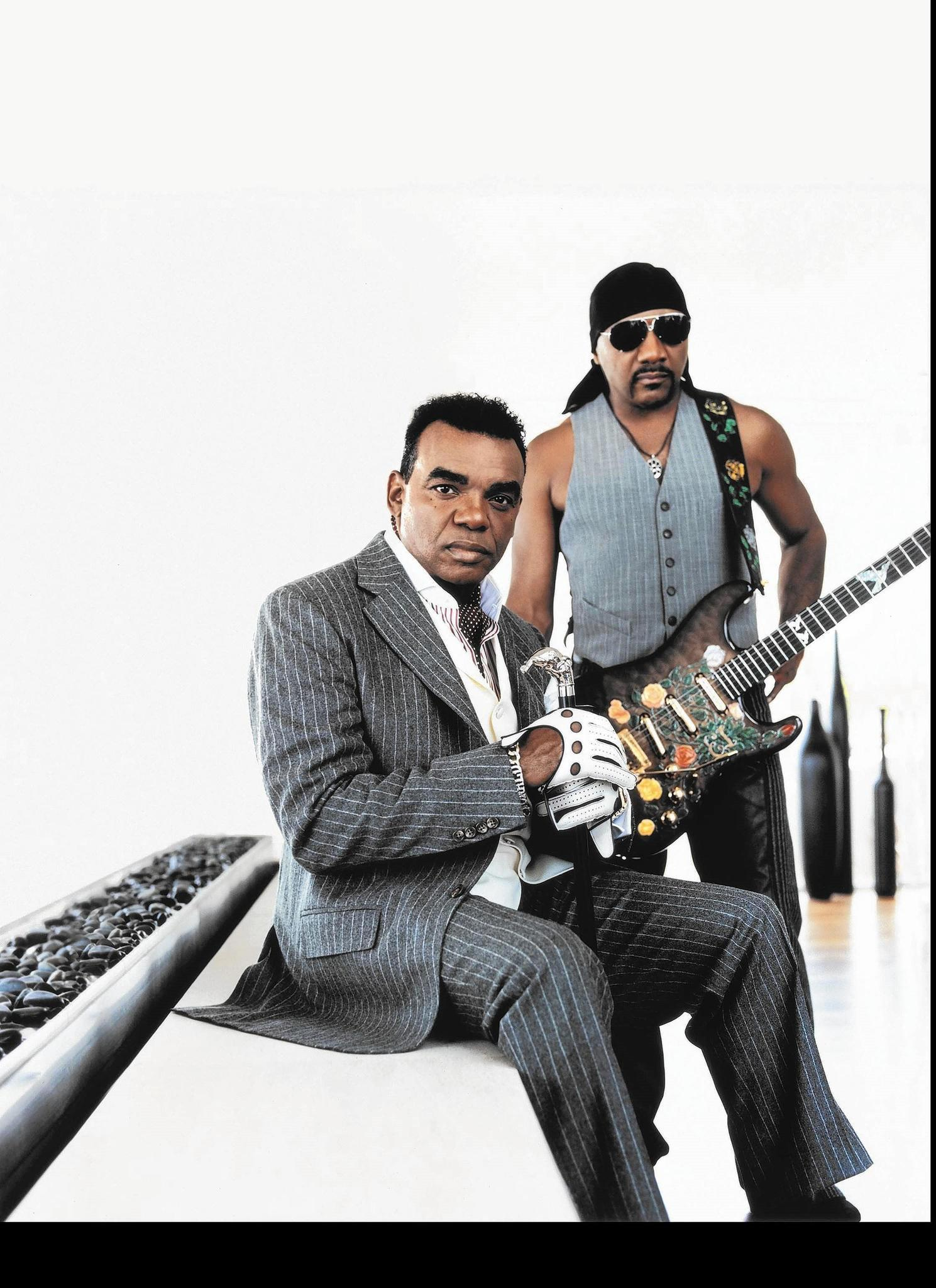 isley brothers ready to twist and shout at casino show post tribune rh chicagotribune com