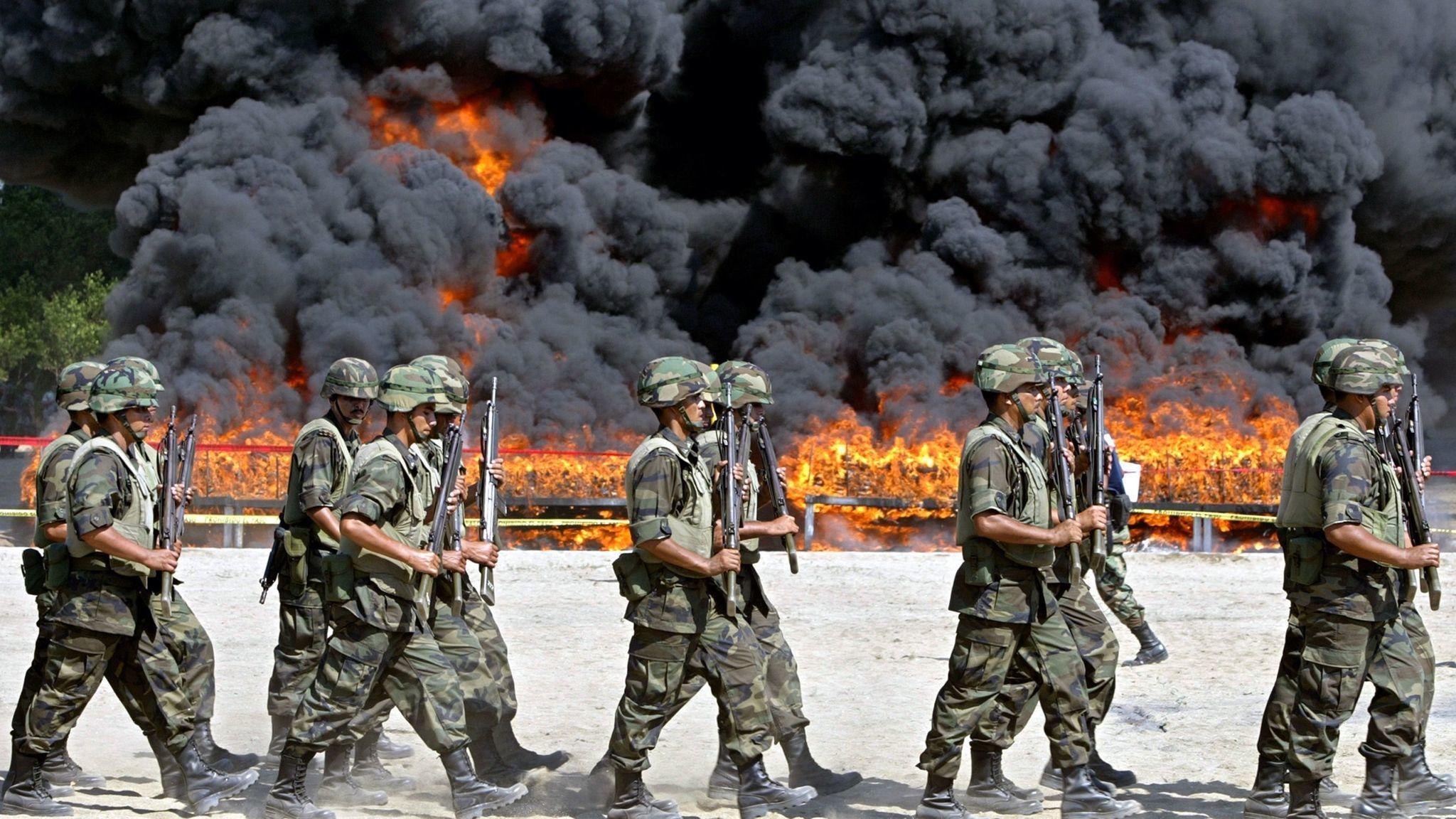 Colima violence