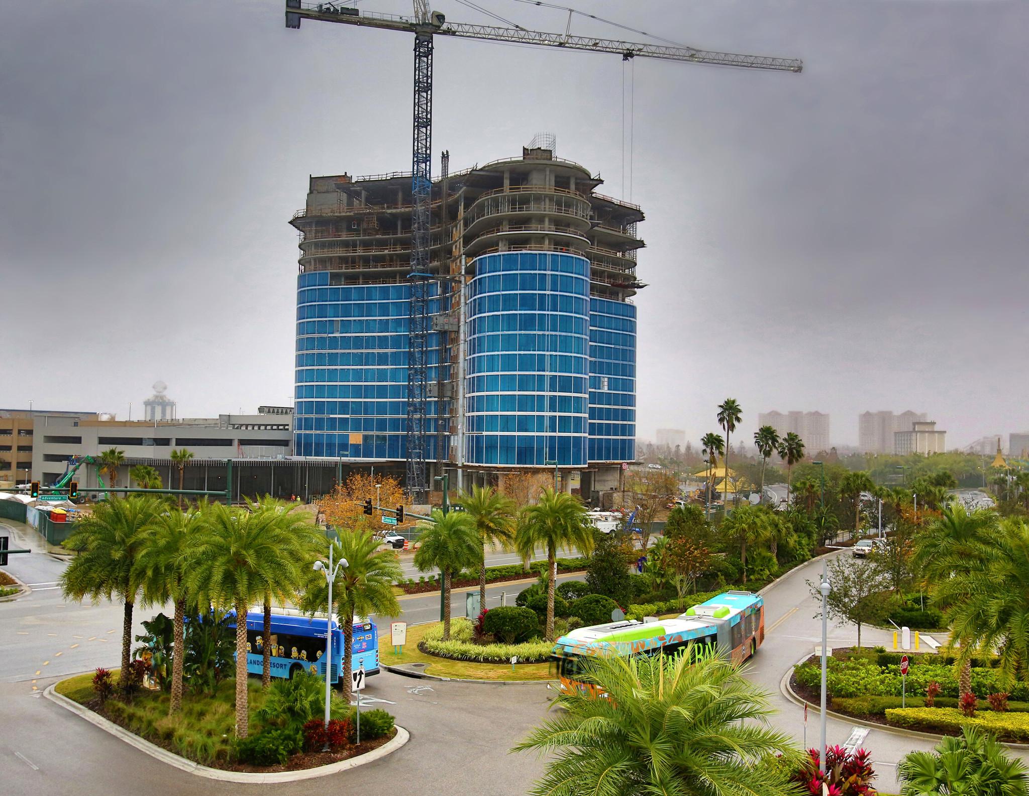 The Contemporary Hotel Florida