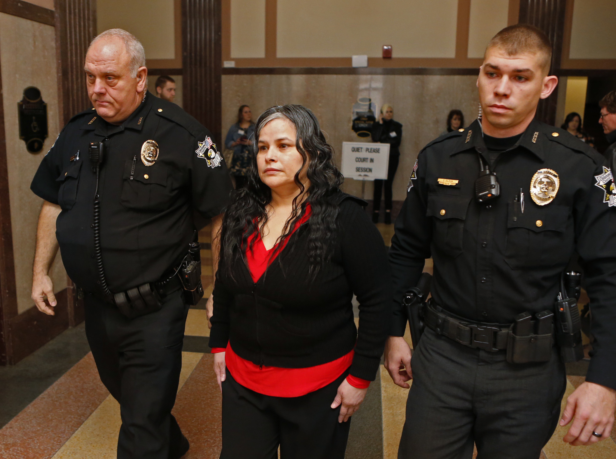 Oklahoma Woman Convicted Of Murder After Forcing A