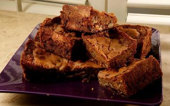 Lodge Bread's date nut slices