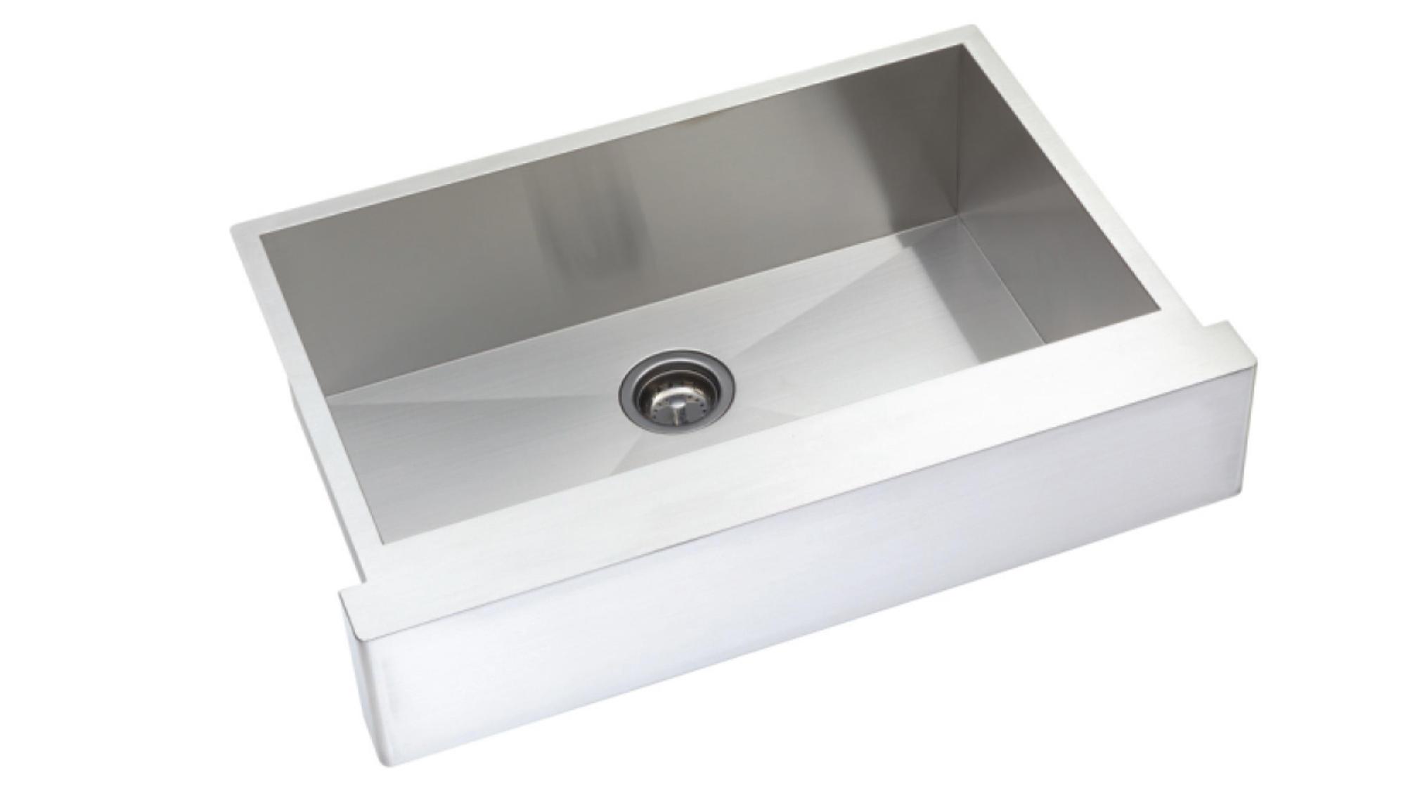 4a0e8aab4 Plumbing fixture-maker Kohler sues suburban rival over kitchen sink design
