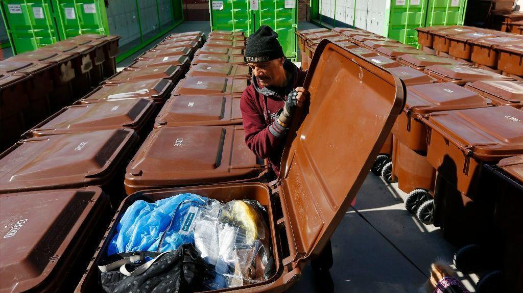 Storage Bins Are Welcome News For Homeless San Diegans